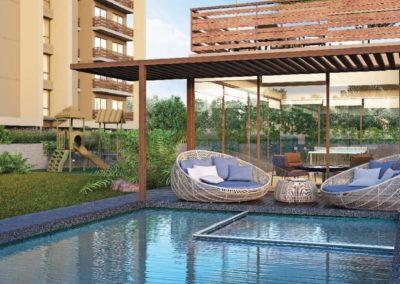 Arvind Elan swimming pool-2