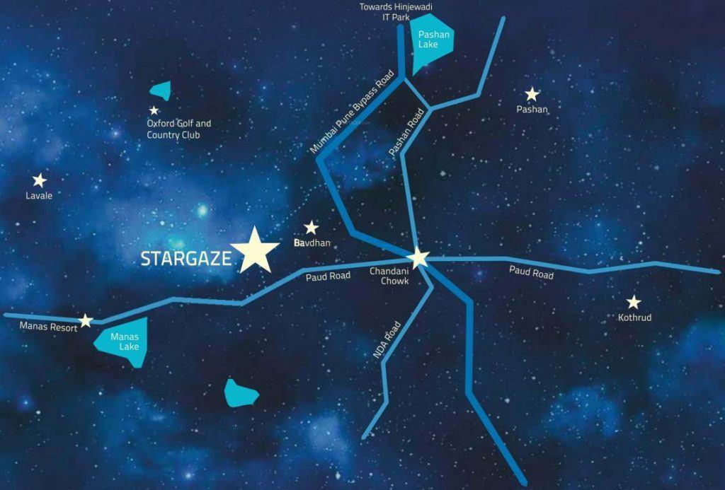 kolte-patil-stargaze-location-plan