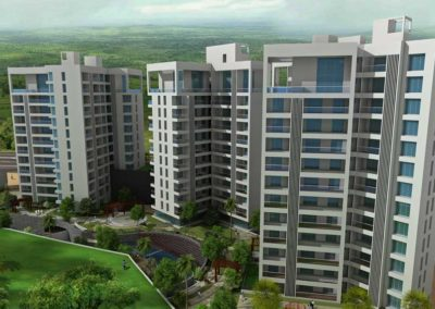 Mantra Grand Stand Elevation 4