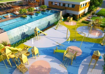 VTP Blue Waters Childrens Play Area