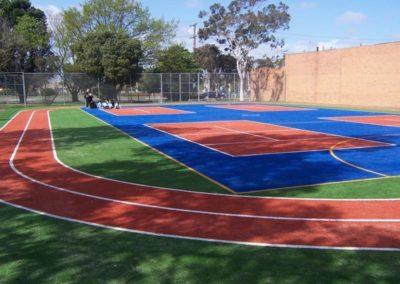 VTP Bluewaters Multipurpose Court