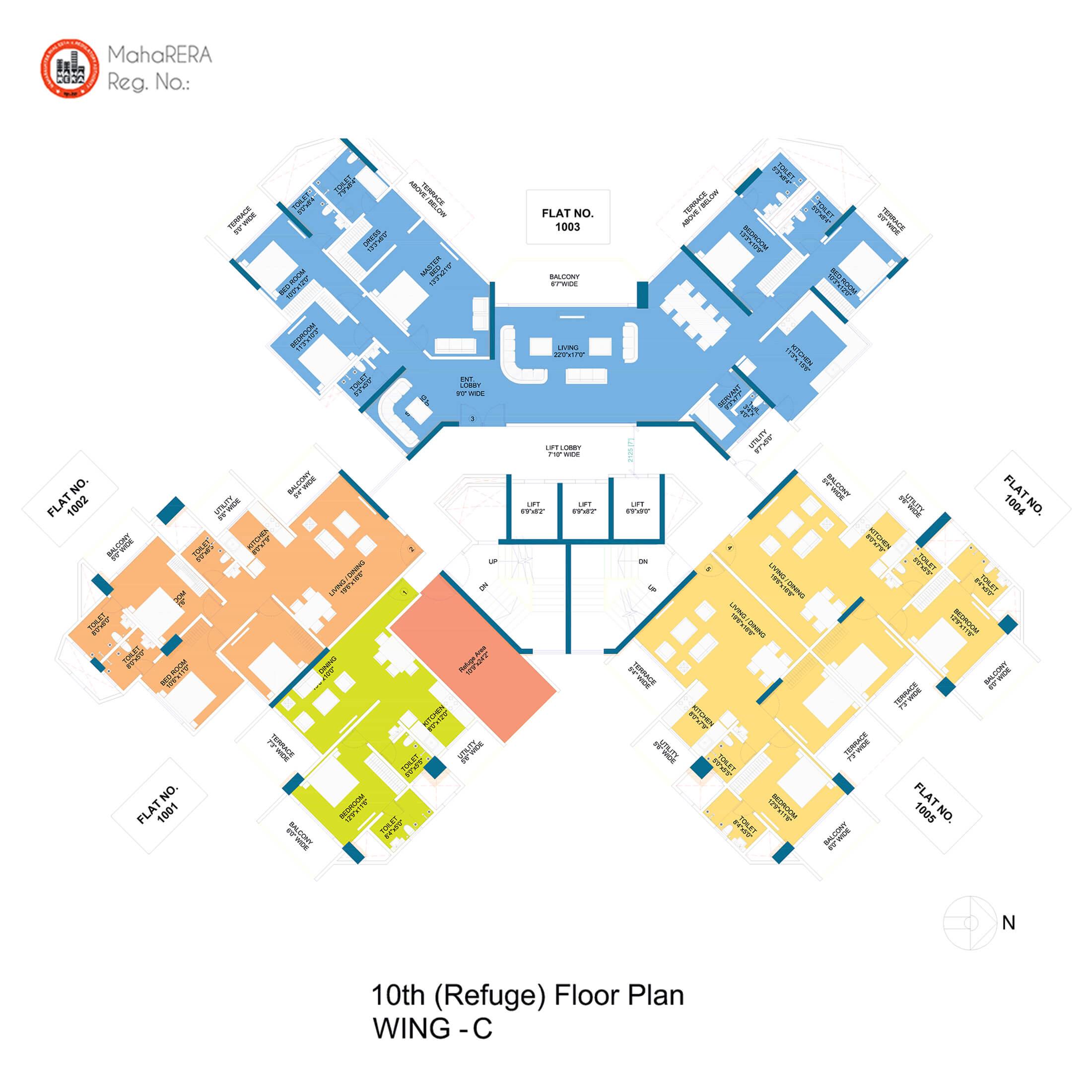 Venkatesh Skydale c-wing-floor-plan-3